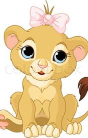 Lucy Lion (Childrens Book) by ---ELIZA---