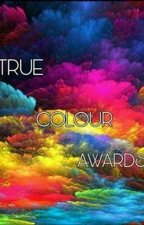 True Colour Awards(CLOSED) by shananyawards