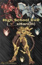 High School DxD (_____xHarem) by ElLobo89