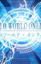 Halo World Online ハロワールド ∘ オンライン by Aryrailgun