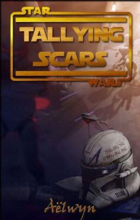 Tallying Scars by Aelwyn