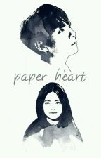 Paper Heart by shutyamouthup
