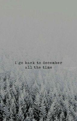 BACK TO DECEMBER |HƯƠNG - KHUÊ| |TỰ VIẾT|