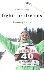 fight for dreams || andreas wellinger || skijumping by looonghaiir
