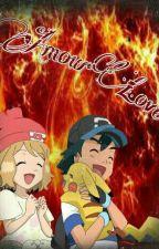 Ash y Sérena - Guerra De Bromas [Amourlove] Completada by Lord-Satoshi