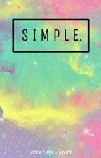 SIMPLE. by AndaRini17