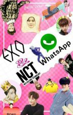 Whatsapp ✨ EXO & NCT by miux-by-may