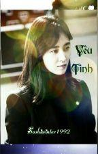 [Longfic] Yêu tinh - Yulsic, Taeny - Thông Báo by soshiwinter1992