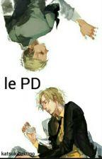 le PD by katsukibakugo