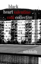 black heart valentine coal collective by mitchholly
