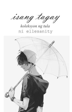 Isang Tagay by ellesanity