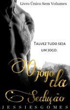 O jogo da sedução (Triologia Black) by JessiesGomes
