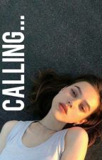 Calling...💭 by -MissBook-