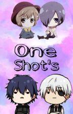 One-Shots♥ [Toukaneki] y [Ayahina] by Srta-Ghoul