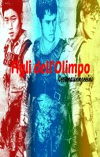 Figli Dell'Olimpo|Newtmas| by Newtmasinmyveins
