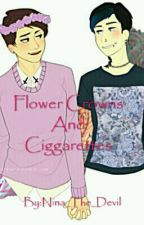Flower Crowns And Cigarettes  by Alexander_The_Angel