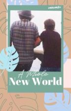 A Whole New World || Larry au by eminemuke