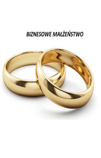 Biznesowe małżeństwo