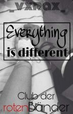 Everything is different by LittleWriter-