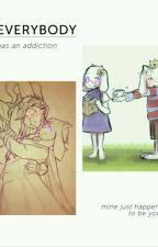 »The King and Queen heartache« (Asgoriel) by InkyGirl2002