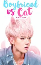 Boyfriend vs Cat   HunHan by kumaqueen