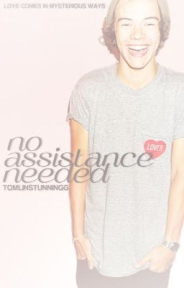 no assistance needed ♪ harry styles au
