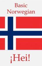 ¡Basic Norwegian! by 22Carmel_Nightmare22