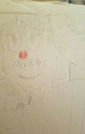Jeff The Killer Clown  by MoriahMcNeal