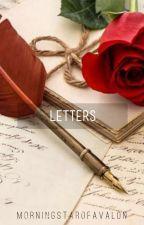 Letters (John Laurens x Alexander Hamilton) by MornstarofAvalon