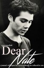 Dear Nate {Dear #1} by danamayfield