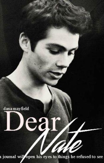Dear Nate {Dear #1}