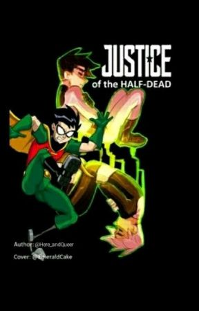 Justice of the half dead (DP/YJ ) by Chicoteste_Zombie