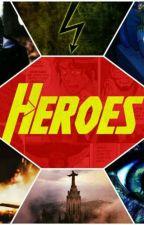 Heroes by Secret_else