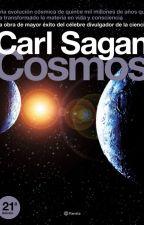 Carl Sagan - Cosmos by shandyrg