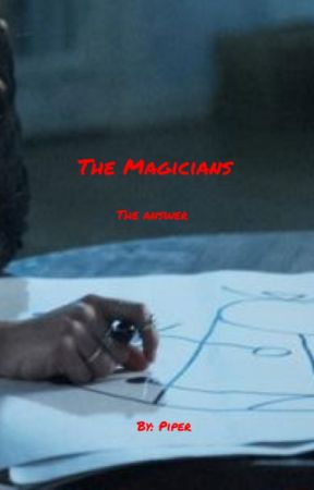 The Magicians : The Answer by Ink-ie