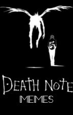 Death Note Memes by BlueWriterPerson