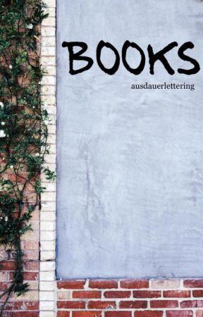 Books by ausdauerlettering