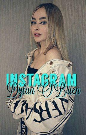 Instagram (Dylan O'brien) by sweet0espinosa