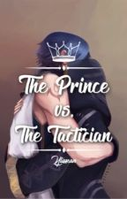 The Prince vs The Tactician | (Chrom x Reader x Male!Robin) by Ylissean