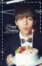 Happy Birthday | bts by Yoongay-G-U-STD