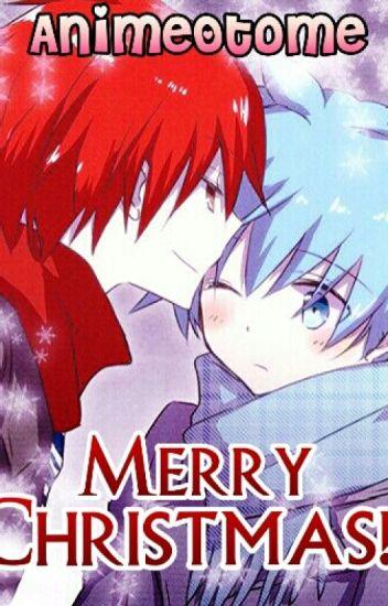 ☆KarNagi: Merry Christmas!!☆ - The Anime Girl - Wattpad