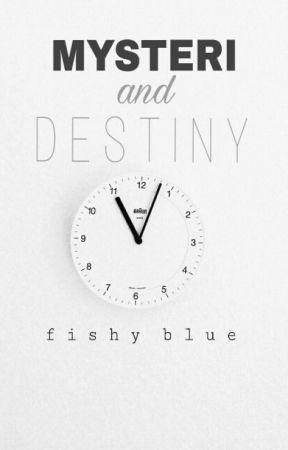 Mysteri and Destiny by fishyblue_