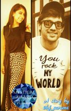 You Rock My World [Editing]  by Hj_bell22