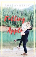 Falling Apple by Thetannie30