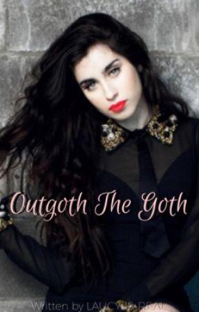 Outgoth The Goth by im-a-sin