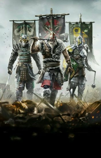 Knight Male Reader X For Honor