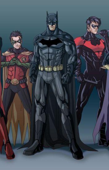Batfamily Family Scenarios - Rintarou - Wattpad