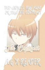 The Contract (An Asano Gakushuu X Reader FF) (COMPLETED) by Aphfilia
