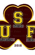 University Secret Files by Aleahcim2418