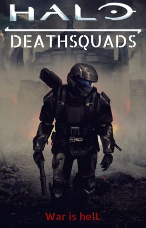 Halo: Deathsquads by chris_hartley